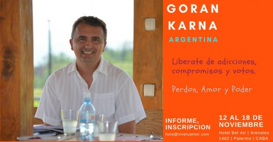 Goran's new elective classes in Argentina