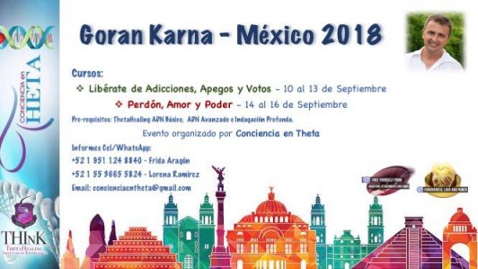 Goran's new elective classes in Mexico