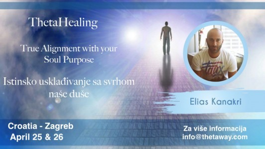 True Alignment with your Soul Purpose - Zagreb