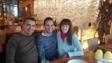Disfrutando de Berlín con los amigos